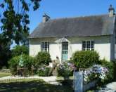 Charming 2 bedroom country cottage in Brittany