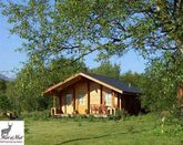 hart of mull selfcatering log cabins