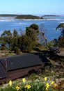 Cottage with fantastic view over the sea at Utö
