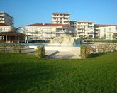 3 New appartments for rent in Juan les Pins, 70 m from sand-beaches, pool area