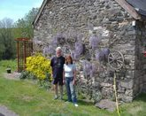 Holiday cottage in Brittany, France